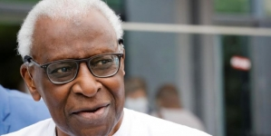 FORMER IAAF BOSS, LAMINE DIACK FACES POSSIBLE FOUR-YEAR JAIL TERM