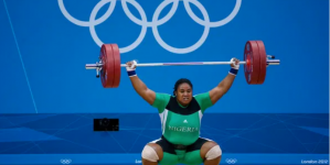 NIGERIA'S STRONGHOLD, WEIGHTLIFTING, COULD LOSE SPOT IN OLYMPICS