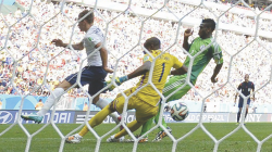 YOBO'S 100TH CAP RUINED BY WORLD CUP'S 41ST OWN-GOAL