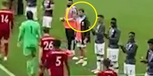 VIDEO: MANCHESTER CITY'S BERNARDO SILVA REFUSED TO CLAP FOR LIVERPOOL PLAYERS