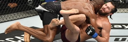 KAMARU USMAN/MASVIDAL UFC BOUT, PULLED STAGGERING $1.3M PAY-PER-VIEW BUYS