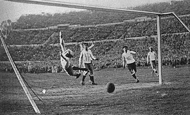 IT'S 90 YEARS SINCE THE FIRST WORLD CUP FINAL
