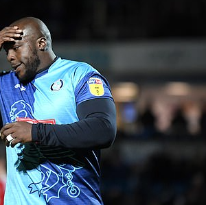 NIGERIAN-BORN PLAYER, AKINFENWA ALLEGES DEHUMANISATION IN ENGLISH LEAGUE ONE PLAYOFF
