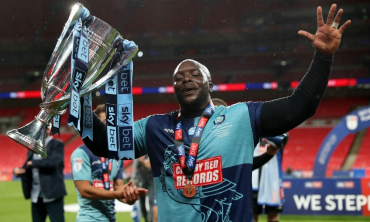 ADEBAYO AKINFENWA GETS INVITE TO LIVERPOOL TITLE PARADE