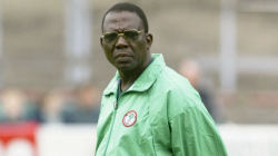 ONIGBINDE GOES DOWN MEMORY LANE ON NIGERIA'S OUTING AT 1984 AFCON
