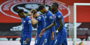 CHELSEA'S TOP 4 FINISH HOPE DEALT WITH A MAJOR BLOW