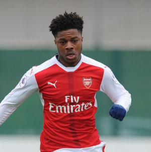 FIFA FINES ARSENAL OVER NIGERIAN-BORN CHUBA AKPOM'S TRANSFER