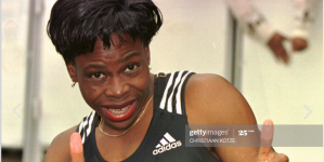 THIS DAY IN HISTORY: FALILAT OGUNKOYA BECOMES NIGERIA'S 1ST INDIVIDUAL FEMALE OLYMPIC MEDALLIST