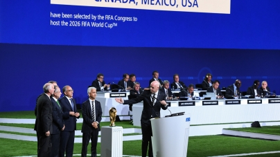 COVID -19 STALLS 2026 WORLD CUP HOST CITIES' SELECTION