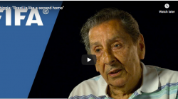 BRAZIL'S HEART-BREAKER, ALCIDES GHIGGIA: I FELT SORRY FOR THE BRAZILIANS