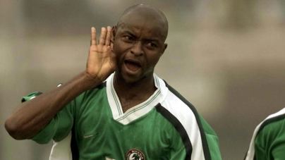 THIS DAY IN HISTORY: FINIDI GEORGE MAKES SCORING DEBUT FOR SUPER EAGLES