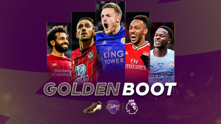 CAN LEICESTER'S VARDY HOLD OFF PURSUERS IN GOLDEN BOOT RACE?