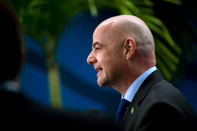 INFANTINO UNDER FRESH PRESSURE AS SWISS ATTORNEY GENERAL OFFERS TO RESIGN OVER SECRET FIFA MEETINGS