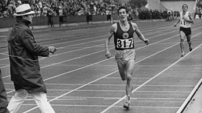 COMMONWEALTH GAMES HERO LOSES PART OF LEG ON 50TH ANNIVERSARY OF GOLD MEDAL VICTORY
