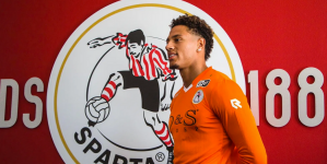 SUPER EAGLES GOALKEEPER, OKOYE JOINS SPARTA ROTTERDAM