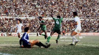 THIS DAY IN HISTORY: MUDA LAWAL'S LAST MATCH FOR NIGERIA