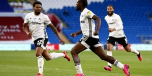 NIGERIAN BORN JOSH ONOMAH HELPING FULHAM BACK INTO PREMIER LEAGUE