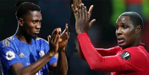 WHO WILL LAUGH LAST? IGHALO OR NDIDI AS UNITED CLASH WITH LEICESTER