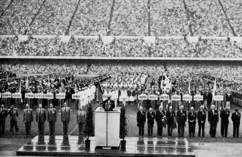 THIS DAY IN HISTORY: FIRST TIME NIGERIA'S FLAG FLIES AT OLYMPICS