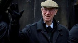 BREAKING: WORLD CUP WINNER & IRELAND'S ITALIA '90, COACH JACK CHARLTON DIES