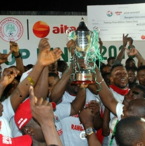 FOR THE 2ND TIME IN 75 YEARS, NO NATIONAL FOOTBALL CUP IN NIGERIA