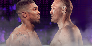 ROAD BECOMING CLEARER FOR ANTHONY JOSHUA-TYSON FURY CLASH
