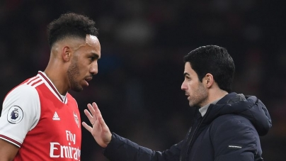 FA CUP WINNER, AUBAMEYANG SET TO DUMP ARSENAL