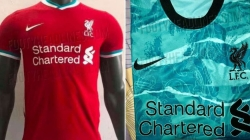 LIVERPOOL FANS SLAM NEW AWAY KIT