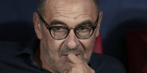 ONE ELIMINATION TOO MUCH AS JUVENTUS SACKS SARRI AFTER CHAMPIONS LEAGUE OUSTER