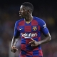 MANCHESTER UNITED EYEING BARCELONA FLOP, OUSMANE  DEMBELE AS SANCHO'S ALTERNATIVE