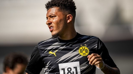 PAY NOW, OR LOSE OUT ON JADON, DORTMUND TELLS MAN UNITED