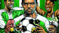 COMICS: HOW NIGERIAN ATHLETES SHOCKED THE WORLD