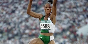 THIS DAY IN HISTORY: AJUNWA BECOMES 1ST BLACK AFRICAN OLYMPIC GOLD WINNER ON THE FIELD
