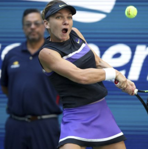 WIMBLEDON CHAMPION, HALEP OPTS OUT OF U.S. OPEN