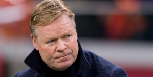CLEAN SWEEP IN BARCA KOEMAN SET TO BECOME NEW MANAGER