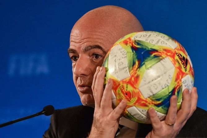 FIFA PRESIDENT, INFANTINO TO RESPECT 'ANY DECISION BY ITS ETHICS COMMITTEE'