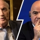 BLATTER BLASTS, 'INFANTINO BELIEVES HE'S UNTOUCHABLE'