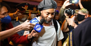 RONALDINHO MAY REGAIN FREEDOM SOON