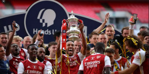 FA CUP WINNERS, ARSENAL TO SACK 55 STAFF