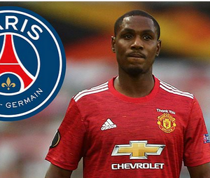 PSG TARGETS SUPER EAGLES' EMERITUS, ODION IGHALO