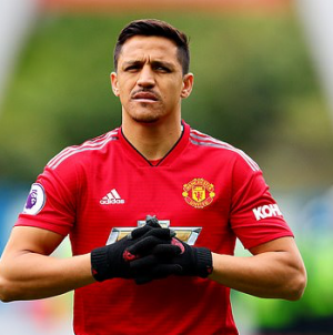 AT LAST, MANCHESTER UNITED OFFLOADS SANCHEZ INTO INTER MILAN