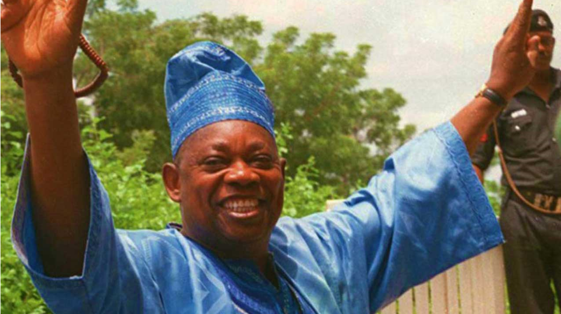 MKO Abiola, Africa's Pillar of Sports'  March to June 12