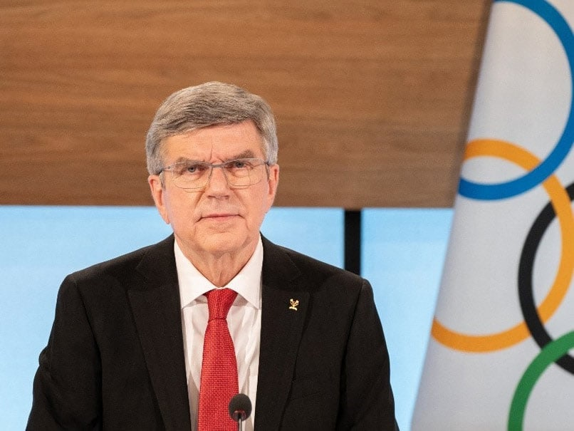 """IOC president, Bach, blasts! Intention for biennial World Cup """"becoming clearer day by day"""""""